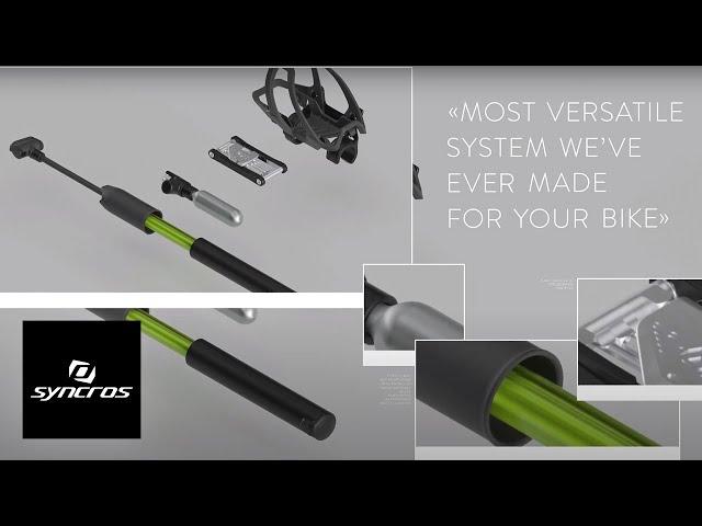 Видео Флягодержатель  Syncros TAILOR IS CAGE CO2