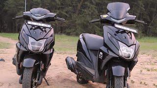 Honda Dio Modifications