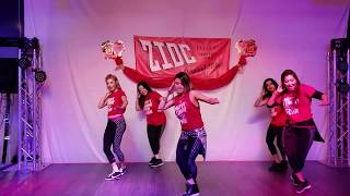 HEY DJ (Remix) By CNCO,Meghan Trainor,Sean Paul | Reggaeton | Zumba Fitness