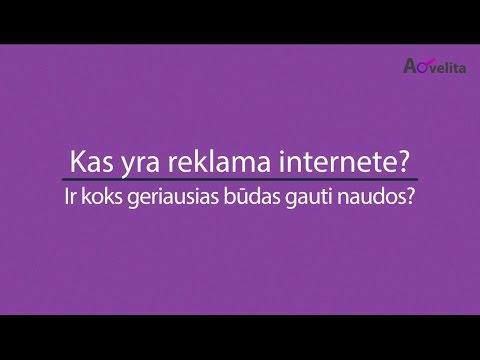 Uždirbti pinigus internetu naudojant programas