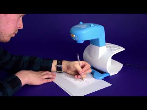 SmART sketcher Projector - Smyths Toys