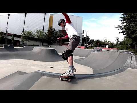 45 year old skating in Seattle #12- Northgate skatepark