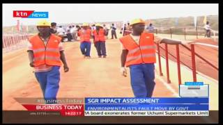 Business Today 13th December 2016 - SGR to affect many people along Mombasa-Malaba Highway