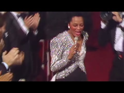 Diana Ross '83 Entrance - Ain't No Mountain High Enough (Uncut)