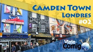 preview picture of video 'VIAJE COMIGO 02 |  LONDRES - CAMDEN TOWN  |  FAMÍLIA GOLDSCHMIDT'