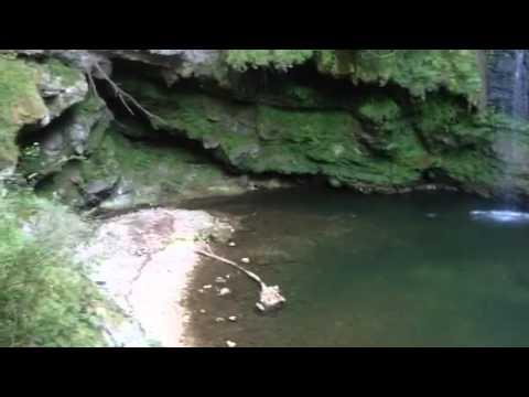 La cascata di Ferrera di Varese