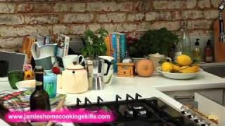 Setting up your kitchen – Jamie Oliver's Home Cooking Skills