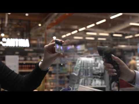 Quickscan QD2500 for Grocery Applications