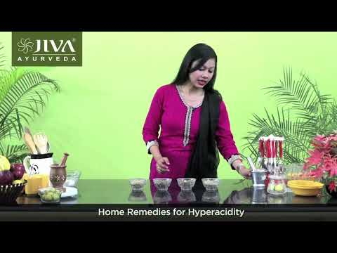 Hyperacidity | Ayurvedic Causes  , Types  , Home Remedies & More