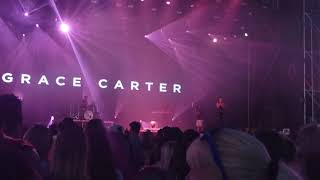 Grace Carter   Don't Hurt Like It Used To (Live At Sziget Festival 2019)