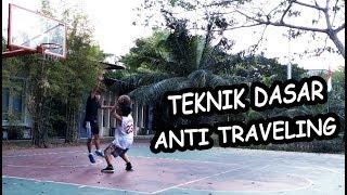 TEKNIK DASAR ANTI TRAVELING (PIVOT,JUMP STOP, ONE TWO STOP)