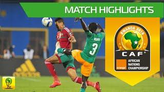 Morocco vs Côte D