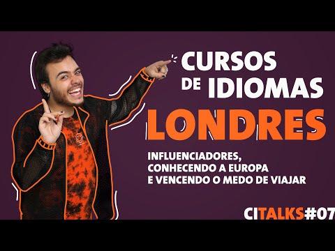 CI Talks #07 - Cursos de Idiomas