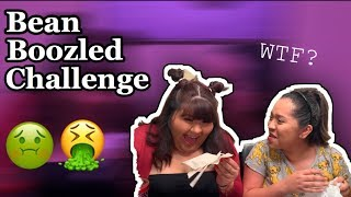 WE TRIED THE BEAN BOOZLED CHALLENGE!