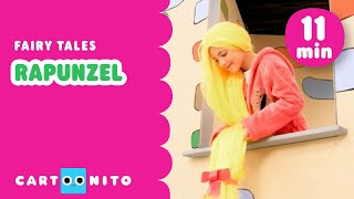 Rapunzel | Fairytales for Kids | Cartoonito UK