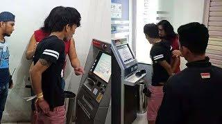 Pencuri di 21 ATM 3 Provinsi Berbekal Alat Perekat, Lihat Modusnya