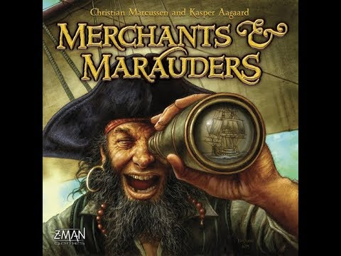 Dad vs Daughter - Merchants & Marauders - Game of the Week Edition