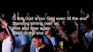 O This God - Matt Redman (Worship with Lyrics)