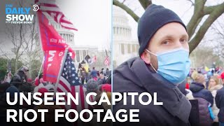 Mapping the January 6th Attack on the Capitol   The Daily Show