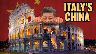 Italy's China City: Sweatshops to Wedding Shops