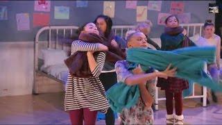 Jordyn Jones on Dancing With The Stars   Annie - Hard Knock Life