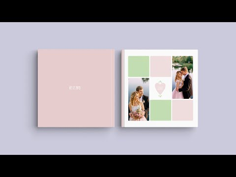 Inspiration for Your Photo Book Cover – 'Lovely day'