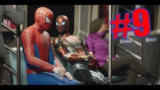 The HOMELESS Super Hero - Black Guy Plays: Marvel's Spider-Man Ep.9
