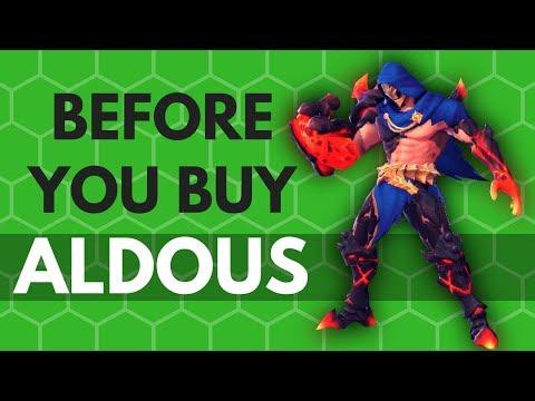 HERO 👏 REVIEW 👏 | ALDOUS IN DEPTH | Mobile Legends