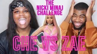 Who Knows Nicki Minaj Better FT/ Weluvche 🦄 (LOSER DRINKS TOILET WATER 🤢)