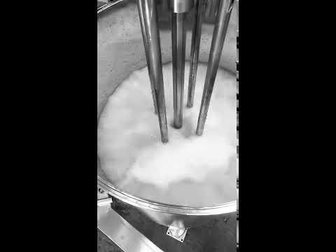 High Shear Batch Mixer / Emulsifier