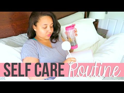 HOW TO START A SELF CARE ROUTINE | SELF CARE POWER HOUR METHOD | Page Danielle