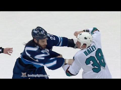 Chris Thorburn vs. Micheal Haley