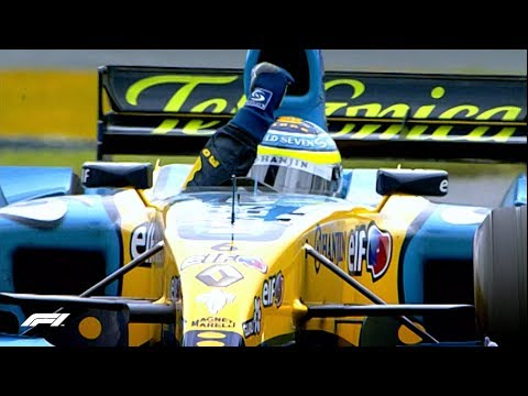 Renault Clinch First Constructors' Title in China | 2005 Chinese Grand Prix