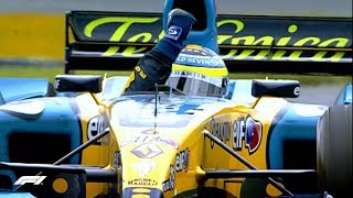 Renault Clinch First Constructors Title In China | 2005 Chinese Grand Prix