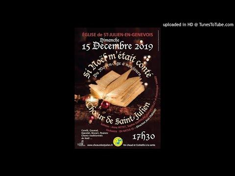 Concert de Noël - 1ère partie