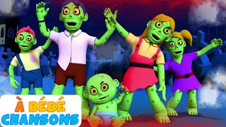 All Babies Channel French | Famille De Doigts De Zombie