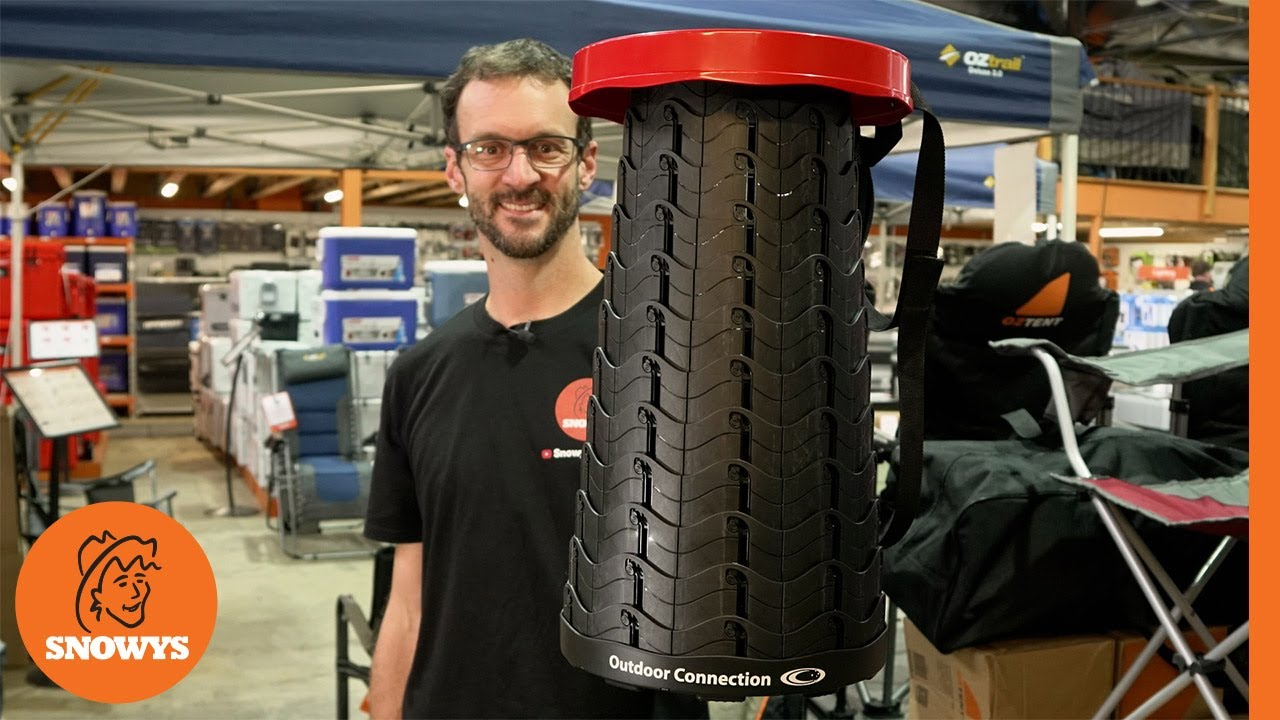 Multipurpose Compact Stool