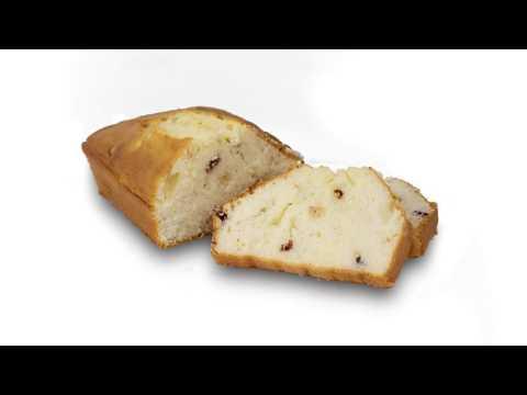 Panque Bits Platano Maple Canela
