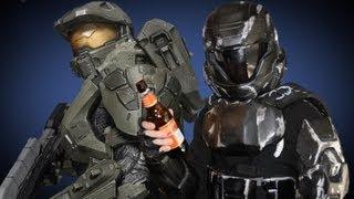 Armor, Ale, and Halo 4: ViBlog 19