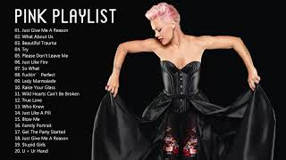The Best of Pink - Pink Greatest Hits Full Album (HQ)