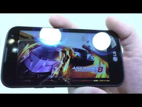 Видео обзор смартфона LG K100DS K3 8 ГБ синий