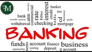 Банки - 1: Как Работает Банк