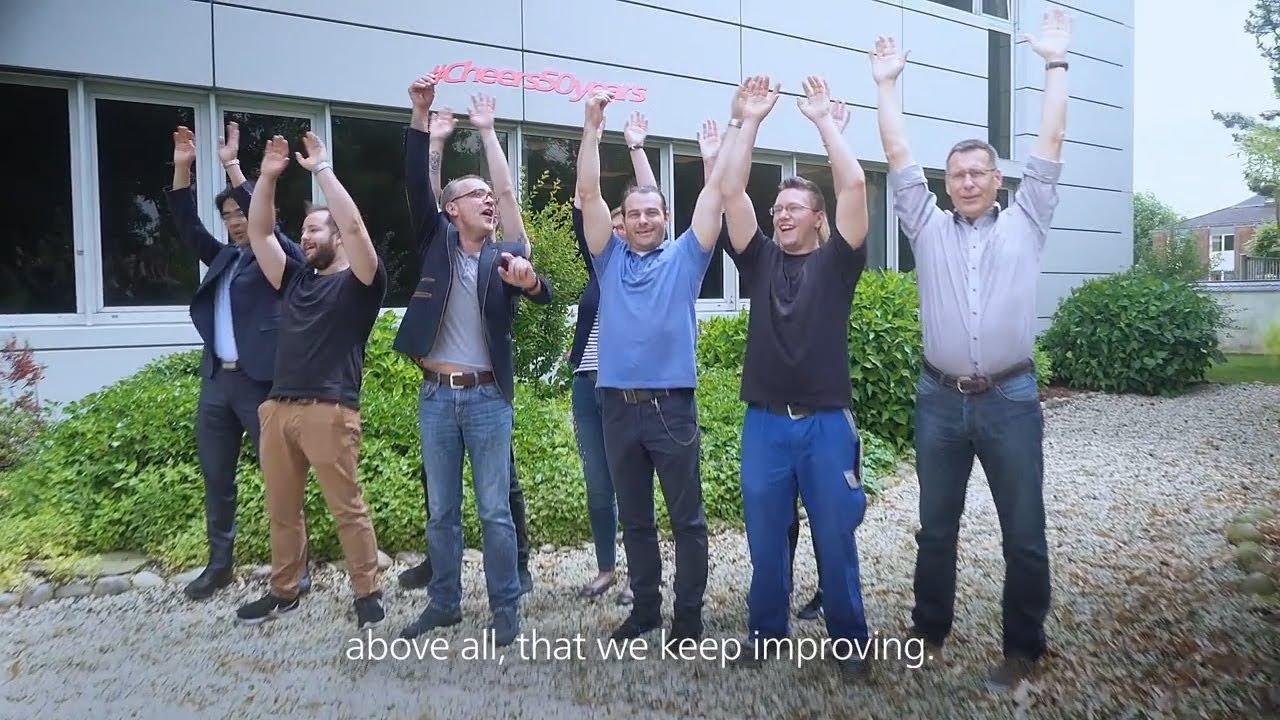 Was Mitarbeiter über Shimadzu sagen - seit über 50 Jahren in Europa
