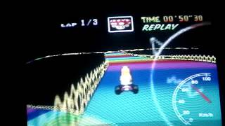 "Mario kart 64 - RRd lap - 1' 57"" 26"