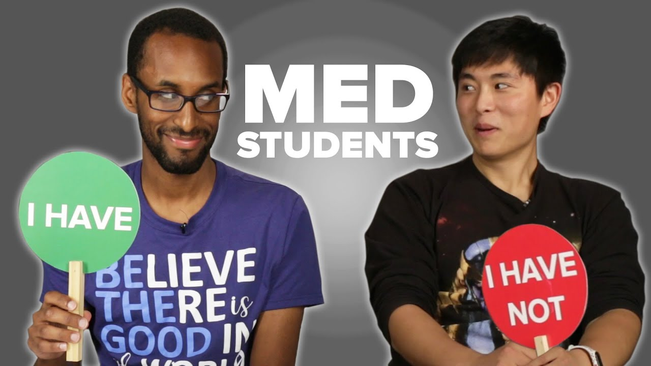 Medical School Students Play Never Have I Ever thumbnail