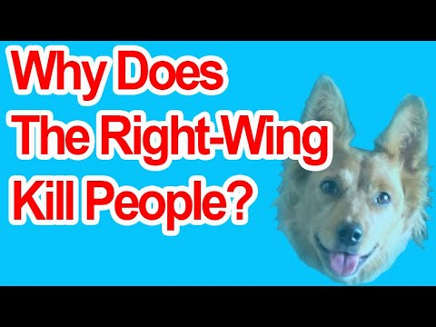 Why The Right-Wing Kills More People Than The Left - Radical Reviewer