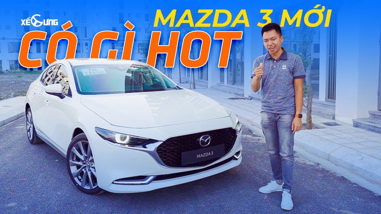 Khám phá nhanh Mazda 3 2020 - Dẫn Lối Thành Công