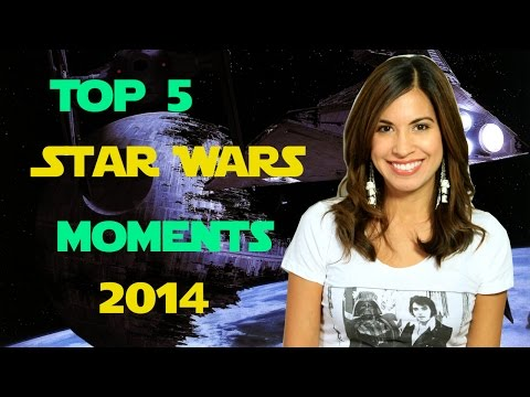 Top 5 STAR WARS Moments of 2014