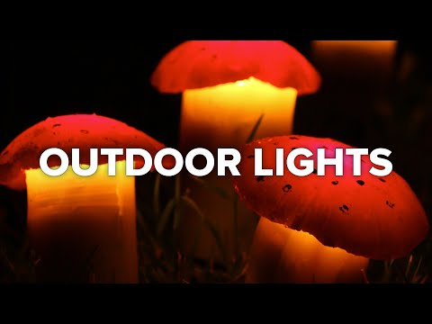 5 Creative Outdoor Lighting Ideas
