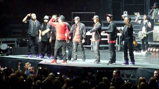 (HD) Justin Bieber RAPPINGDANCING JERKIN' & Teasing The Fans Vancouver High Quality